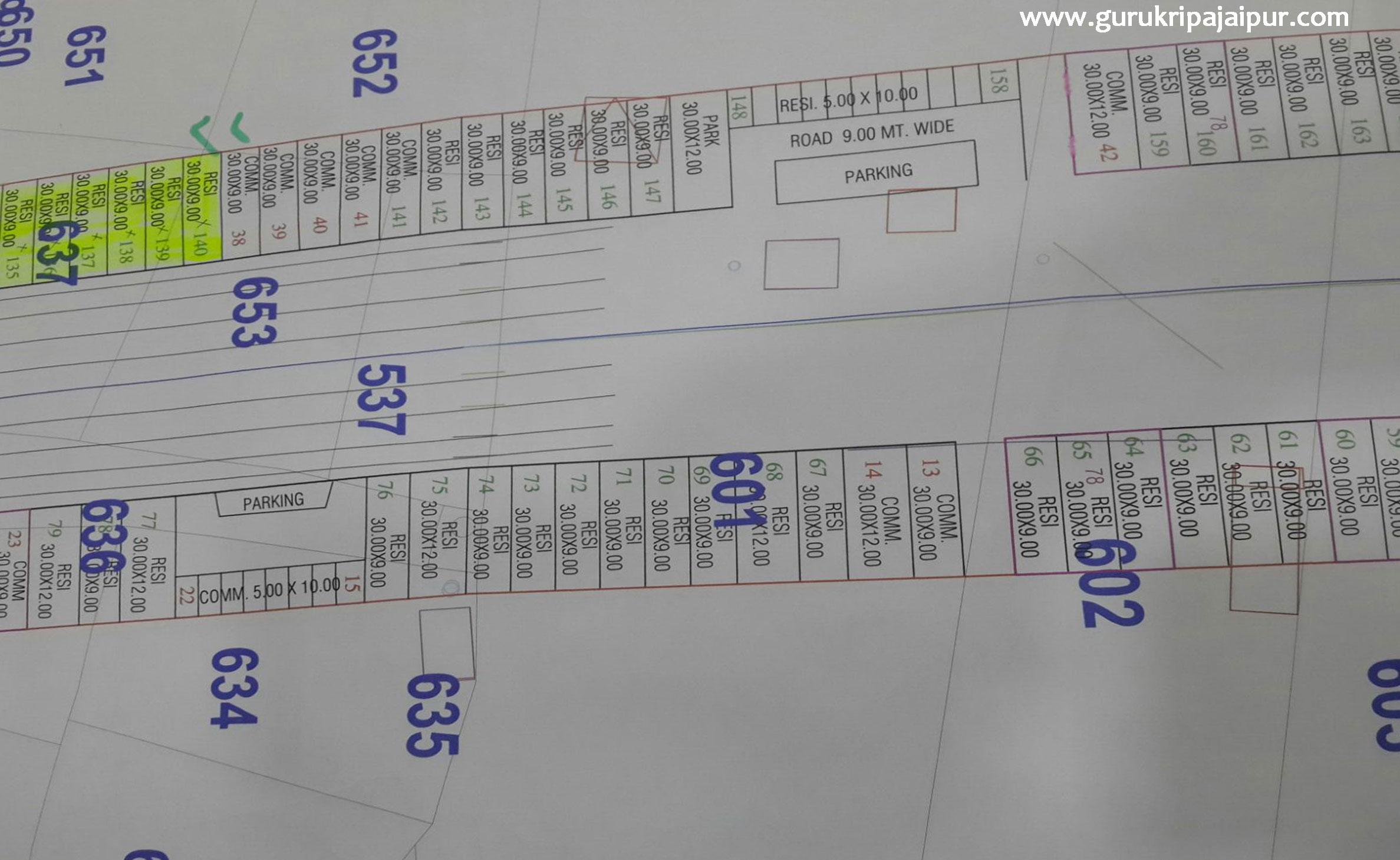 Mahima's Shubh Nilay 2BHK Flats for Sale Jaisinghpura Ajmer Road Jaipur