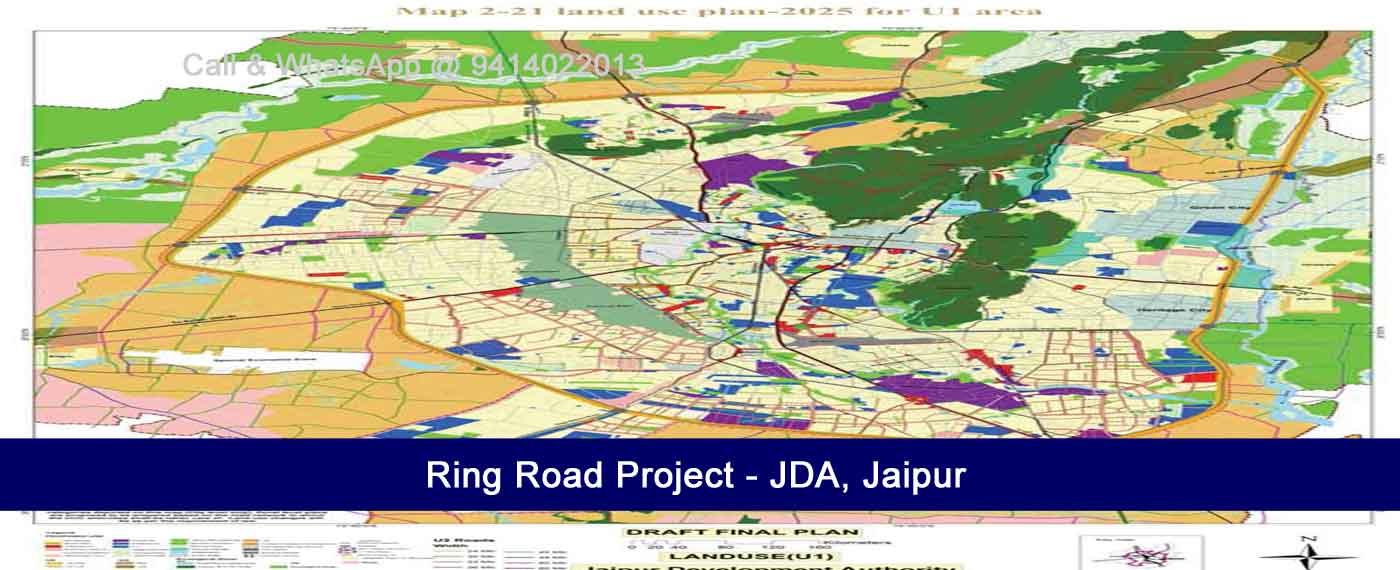Jaipur Ring Road Map Ring Road Jaipur Jda Approved Plots for Sale on Jaipur Ring Road