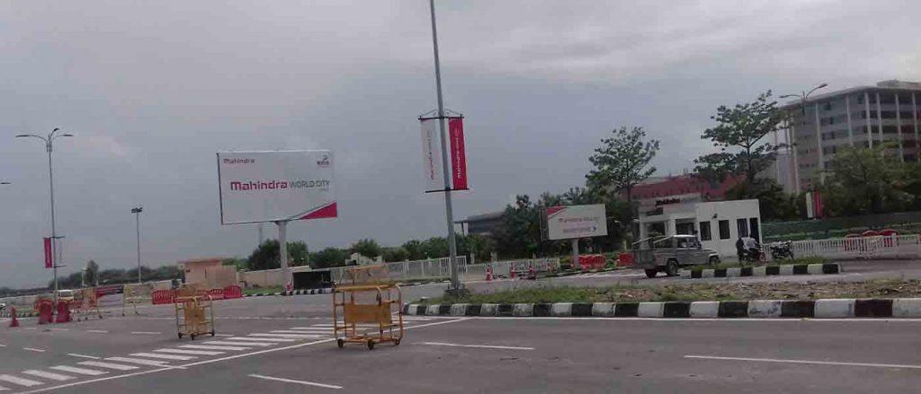 commercial plots in mahindra sez, mahindra sez jaipur plots