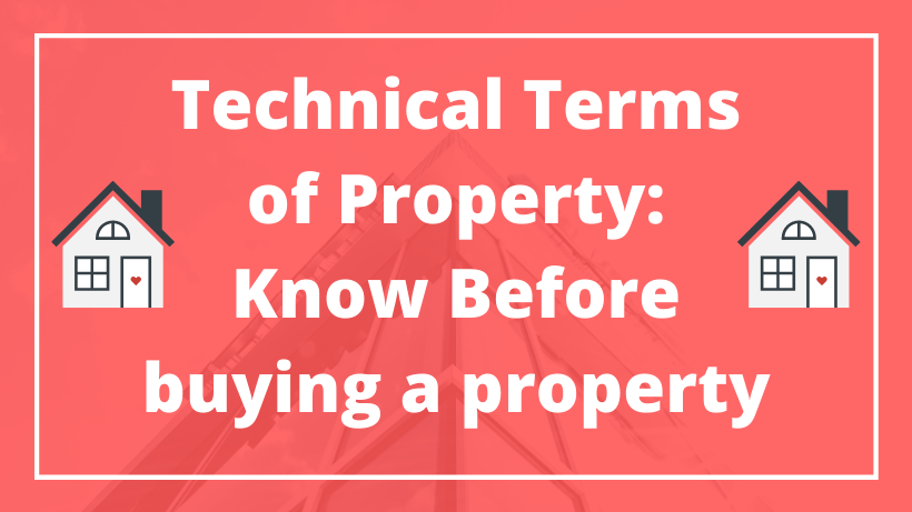 Technical Terms of Property