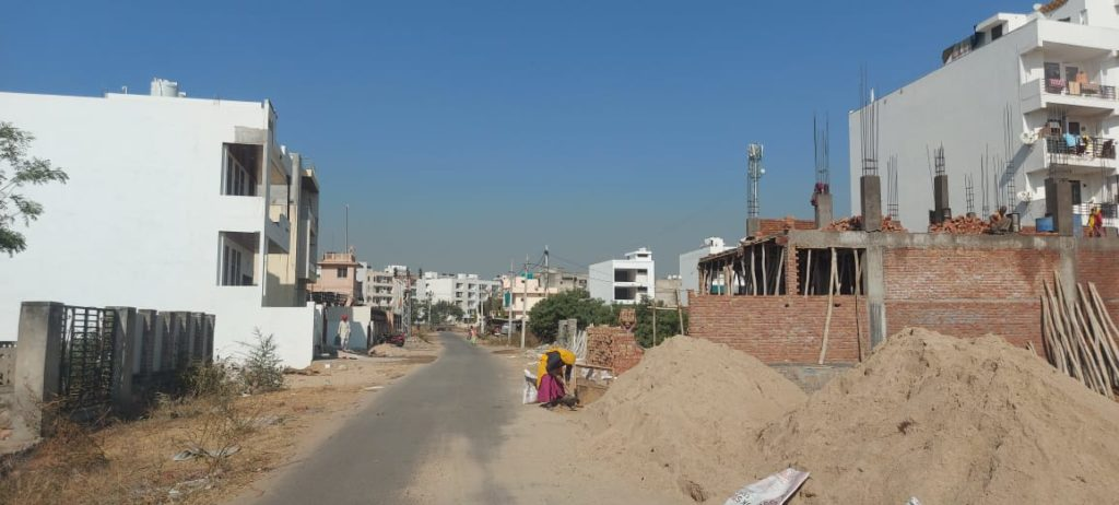 patrakar colony dholai